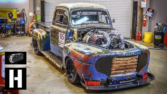 "Scott Birdsall Prepares ""Old Smokey"" for Pikes Peak"