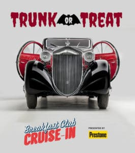 October Breakfast Club Cruise-in at Petersen Automotive Museum @ Petersen Automotive Museum | Los Angeles | California | United States