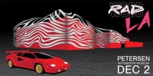RADWood 2018 in Los Angeles @ Petersen Automotive Museum | Los Angeles | California | United States