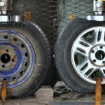 STEEL vs ALLOY Wheels ~ Which is stronger?