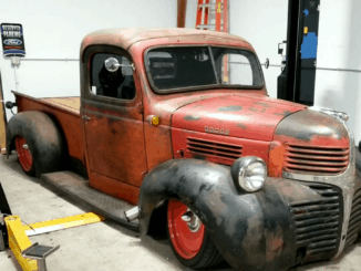 1946 Dodge Rat Rod Truck