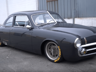 The $1.4 Million '51 Ford Coupe