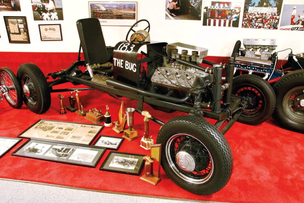 The Bug during a visit to the Don Garlits Museum - Photo (c) Hot Rod Network