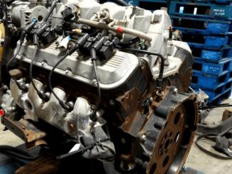The GM Vortec 8100 ~ A BIG Gasoline Engine