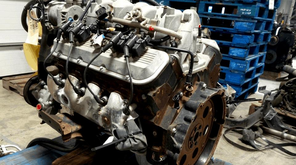 The Gm Vortec 8100 A Big Gasoline Engine Roadkill Customs