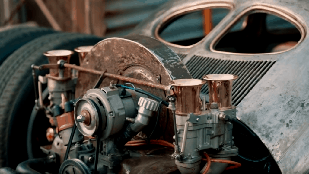 The Gladiator ~ Rat Rod Project by Otoresto Engine