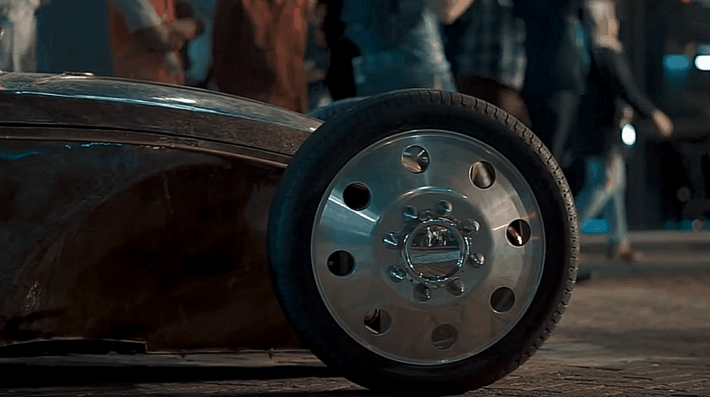 The Gladiator ~ Rat Rod Project by Otoresto Wheel