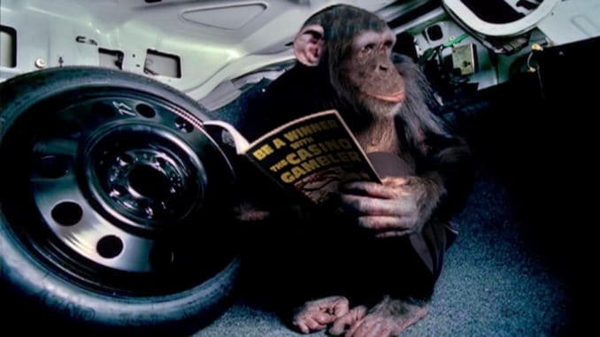 Time Burner Funniest Trunk Monkey Commercials