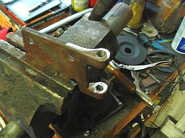 Ford Shoebox Door Hinge Pin Rebuild