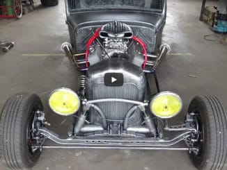 1931 Chevy Rat Rod Build ~ Air Breather 2.0