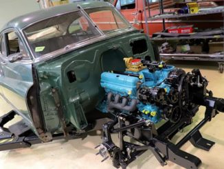 1950 Buick Special Sleeper Build