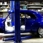 1950 Chevrolet De Luxe 2-Door Sedan LS1 Build