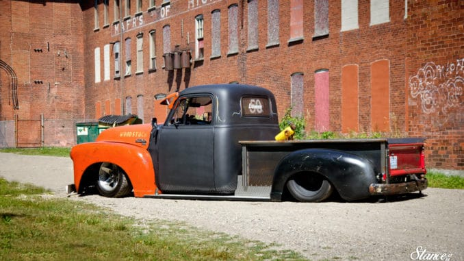 1952 GMC 9700 7.9L Turbo Diesel Build