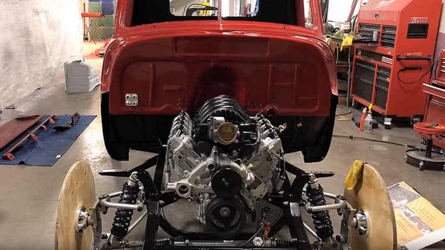 1953 Chevrolet 3600 Raybestos Restomod Truck