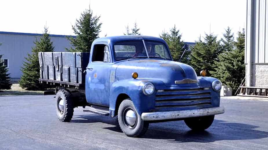 1953 Chevrolet 3600 Raybestos Restomod Truck Build ~ Before