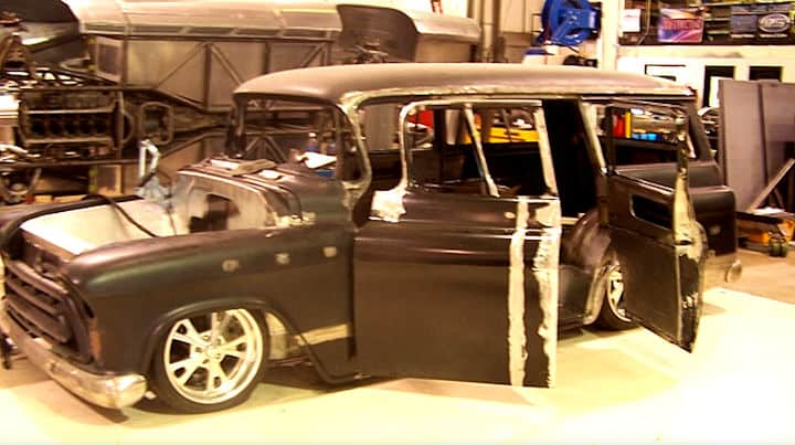 1957 Chevrolet Suburban RestoMod Build ~ In Progress