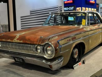 1964 Dodge Polara Twin Turbo Sleeper Build