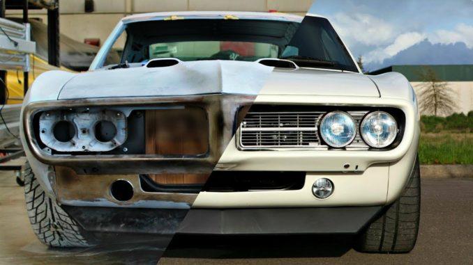 1968 Pontiac Firebird Pro Touring RestoMod