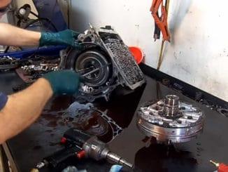 4L60e Transmission ~ Full Rebuild