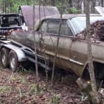 Abandoned 1963 Impala SS Found and Rescued