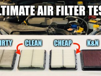 Are Performance Air Filters Worth the Extra Cost?
