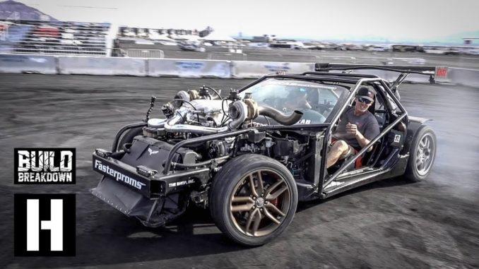 Build Breakdown: Cleetus McFarland's Twin Turbo 427ci Corvette Kart