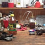 Carburetor Cleaning with Pine-Sol vs Berryman Chem Dip