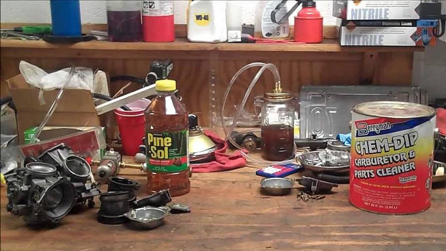 motorcraft carburetor tune up cleaner alternative