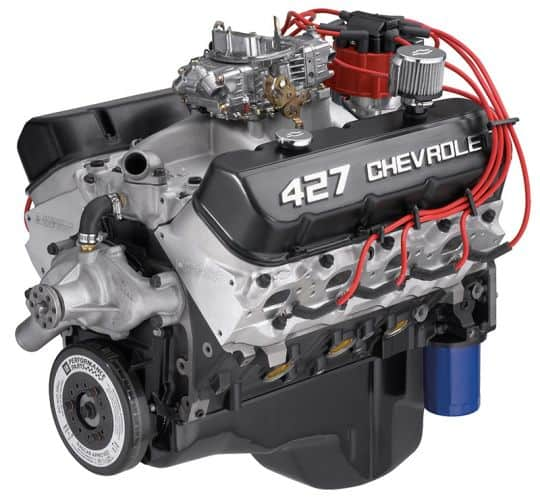 Chevrolet Performance ZZ427 - 480 HP Crate Engine