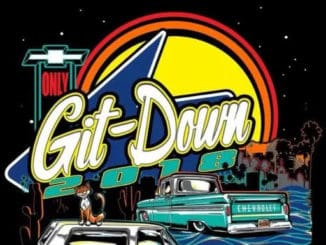 Dino's Git Down 2018 ~ Chevy Only Show