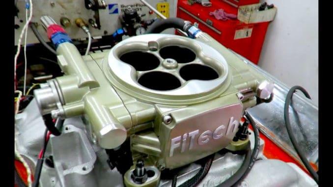 Double-Pumper Carburetor vs EFI