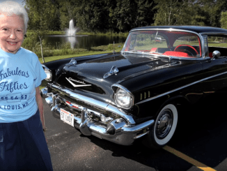 Driving the same car for 60 years