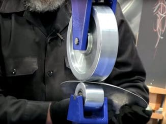 English Wheel Metal Forming Techniques with Ron Covell