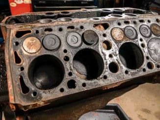 Ford Flathead V8 Engine Rebuild Time-Lapse