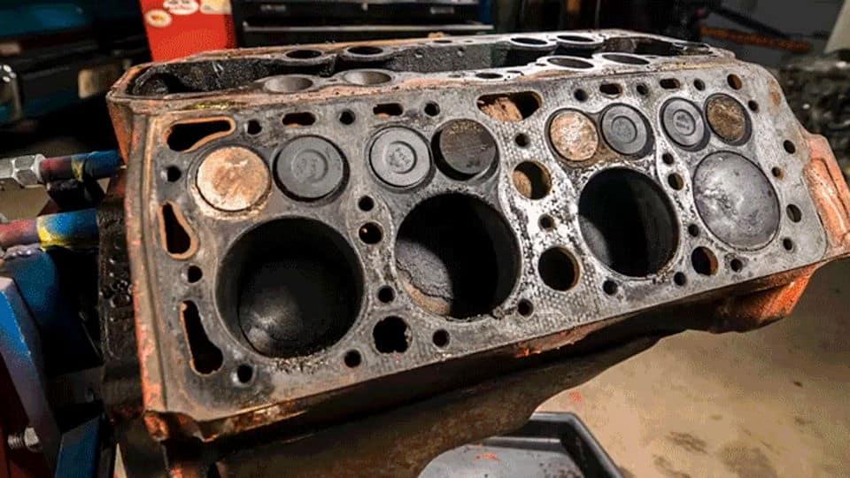 Ford Flathead V8 Engine Rebuild Time-Lapse ~ Redline Rebuilds