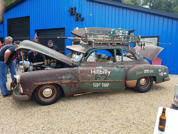 Hillbilly Surf Shop 1951 Chevy Styleline