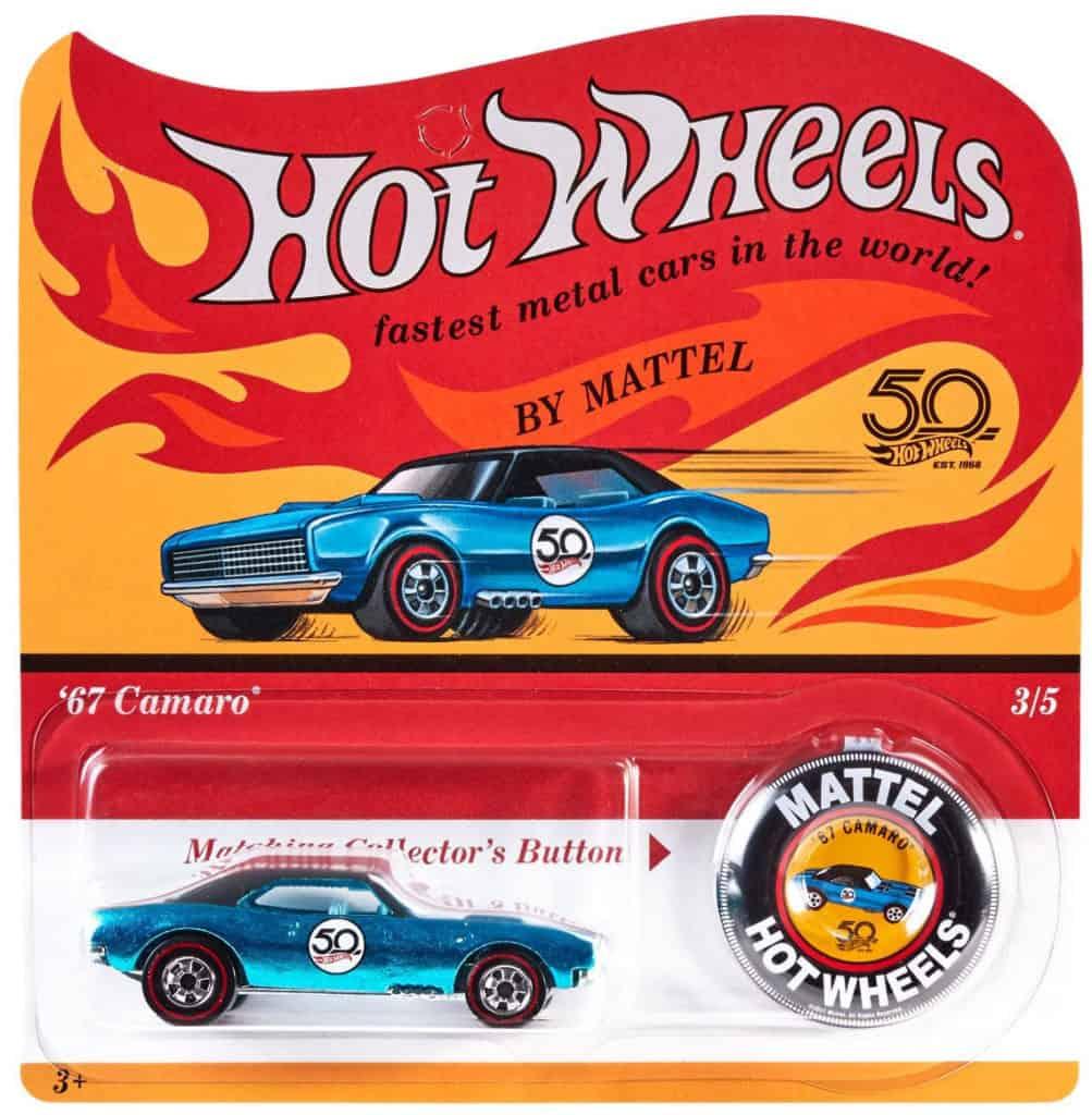 Hot Wheels 1967 Camaro