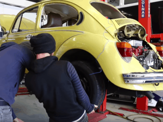 How To Build A Sleeper Volkswagen