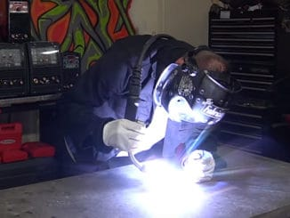 How To Convert a MIG Welder into a TIG Welder