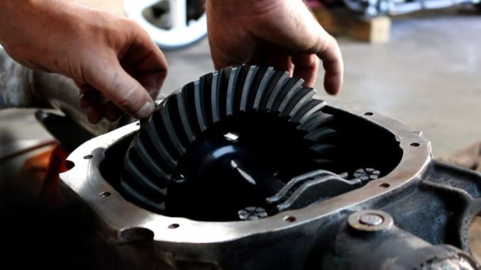 How To Install Ring and Pinion Gears in a Ford 8.8 Rear-End