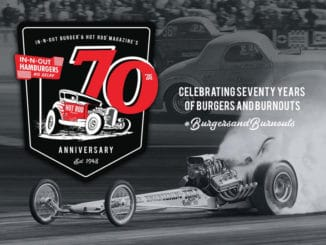In-N-Out Burger and Hot Rod Magazine 70th Anniversary Celebration