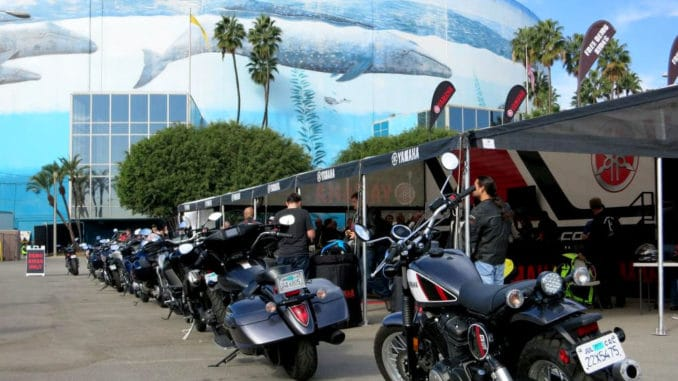 Long Beach Motorcycle Show 2018