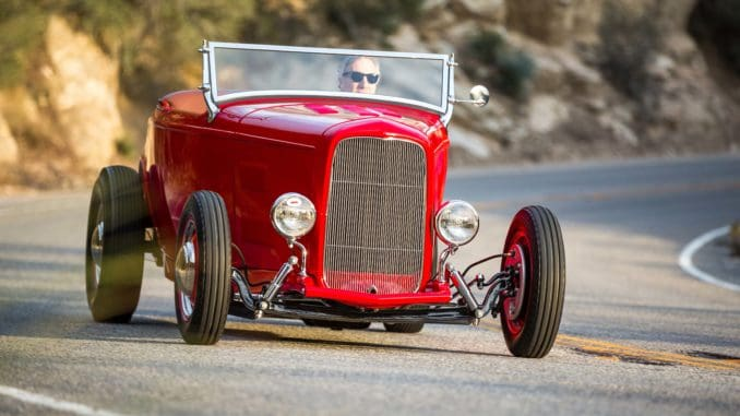 Bob McGee's 1932 Ford Roadster