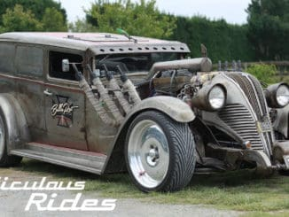 Mechanic Builds Insane 130 mph Rat Rod