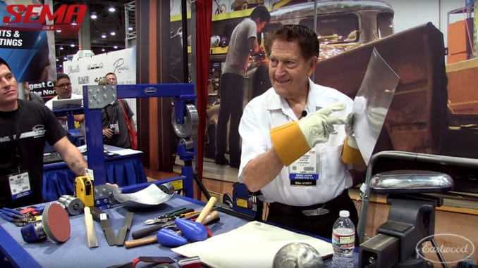 Metal Forming, Tools and Uses Explained By Gene Winfield
