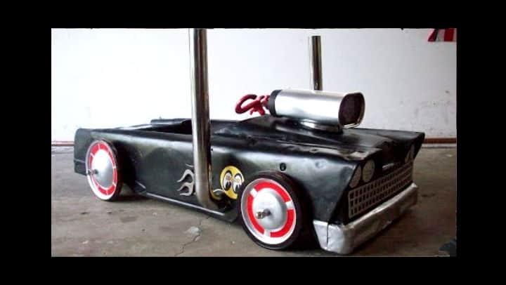 Mini Rats Rods And Go Karts Roadkill Customs