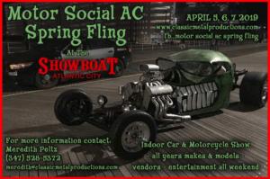 Motor Social Atlantic City Spring Fling 2019 @ Showboat Atlantic City | Atlantic City | New Jersey | United States