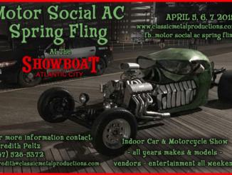 Motor Social Atlantic City Spring Fling 2019