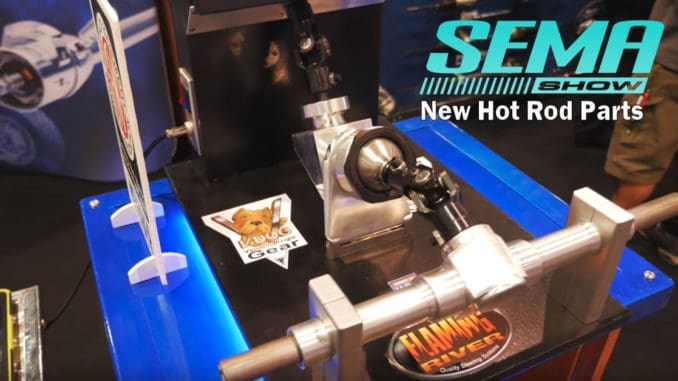 New Hot Rod Parts From The 2018 SEMA Show