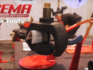 New Tools From The 2018 SEMA Show